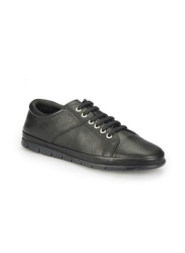 Dockers by Gerli Dockers 28237524 Düz N Deri Erkek Günlük Ayakkabı Siyah